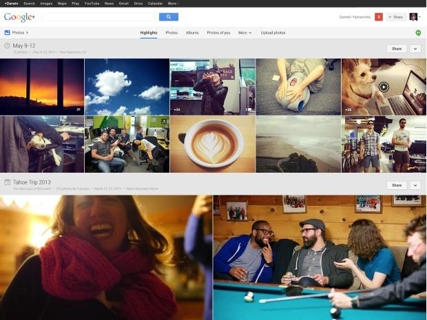 Google+ : une nuée de nouvelles options dédiées à la photo et à la vidéo dévoilées