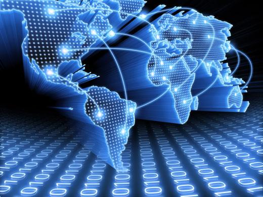 Internet : près de 40% de la population mondiale connectée