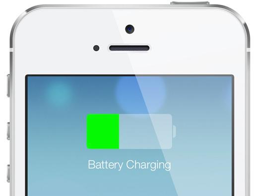 iOS 7 : conseils pour préserver la batterie de son appareil