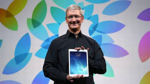 iPad Air : Apple ne fait plus rêver mais vendra beaucoup