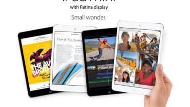 Apple dévoile un nouvel iPad mini doté d'un écran Retina !