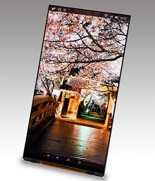 Japan Display annonce l'écran pour smartphone le mieux défini au monde