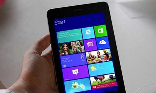 Vers une Surface Mini ou de nouveaux formats de tablette du côté de Microsoft ?
