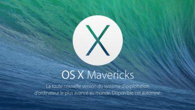 OS X 10.9 alias Mavericks est gratuit !
