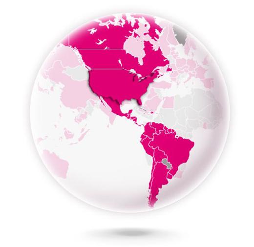 US : un forfait avec roaming data dans 100 pays inclus chez T-Mobile