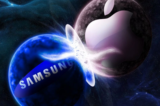 Samsung vs Apple : et maintenant, le recel de documents confidentiels