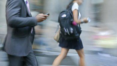 Et si utiliser nos smartphones dans la rue était interdit ?