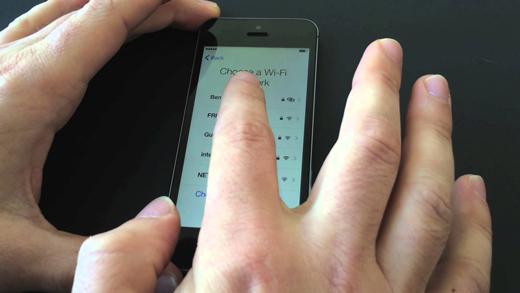 Voler un iPhone 5s et l'utiliser malgré la désactivation, c'est possible !