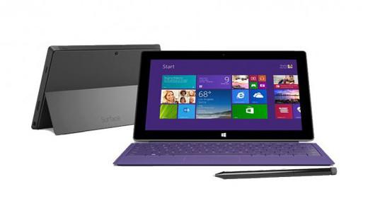 Tablettes Windows : Microsoft entend en écouler 16 millions d'ici les fêtes