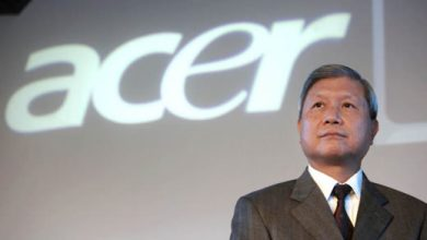 Le PDG d'Acer démissionne