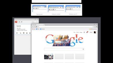 Chrome bêta indique quel onglet joue un son ou une vidéo
