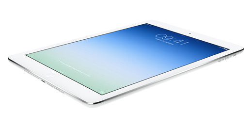 L'iPad Air disponible en France