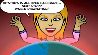 BitStrip, l'application BD qui explose sur Facebook