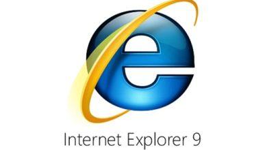 Google stoppe la prise en charge d'Internet Explorer 9