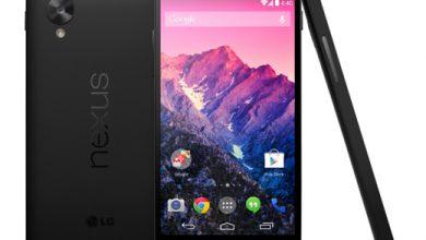 Nexus 5 : Google à l'assaut du Galaxy S4 et de l'iPhone 5S