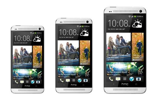 HTC One Max : le Galaxy Note 3 dans le viseur