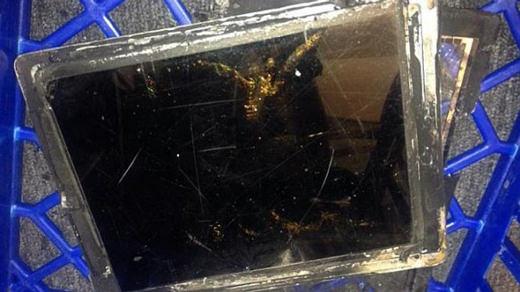 Un iPad Air explose dans un magasin australien