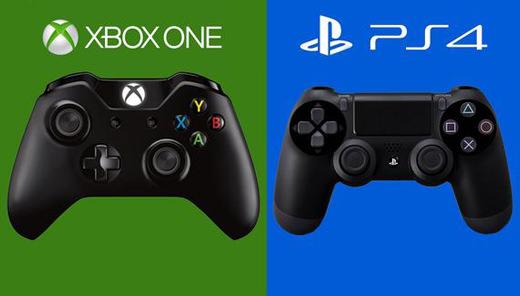 PS4 vs. Xbox One : qui a les meilleurs jeux au lancement ?