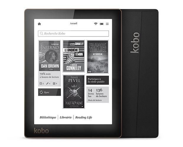 Kobo Aura : la plus innovante