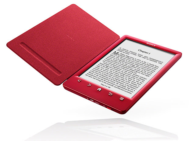 Sony Reader PRS-T3 : la plus mobile