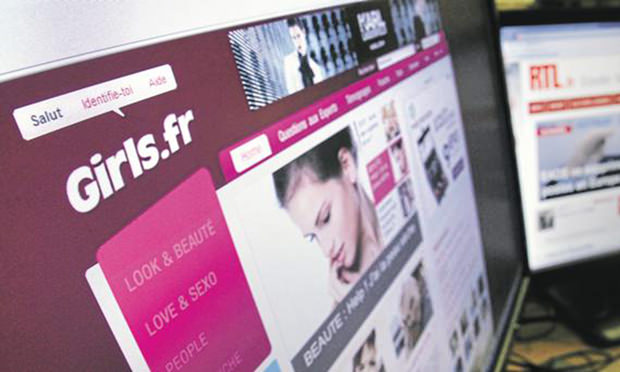 Le groupe RTL rachète le site internet Girls.fr
