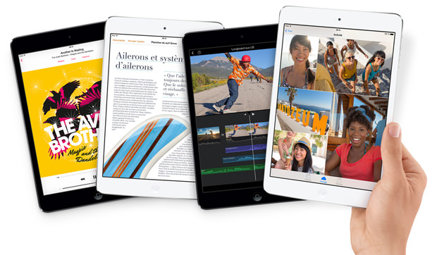 L'iPad mini Retina disponible chez Orange