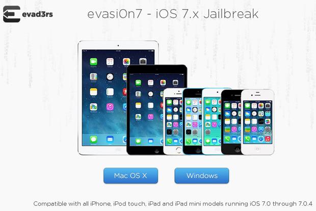 Comment installer Jailbreak iOS 7 ?