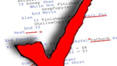 Les mystères d'internet : le code standard
