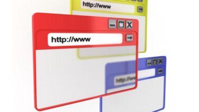 Les mystères d'internet : la page web