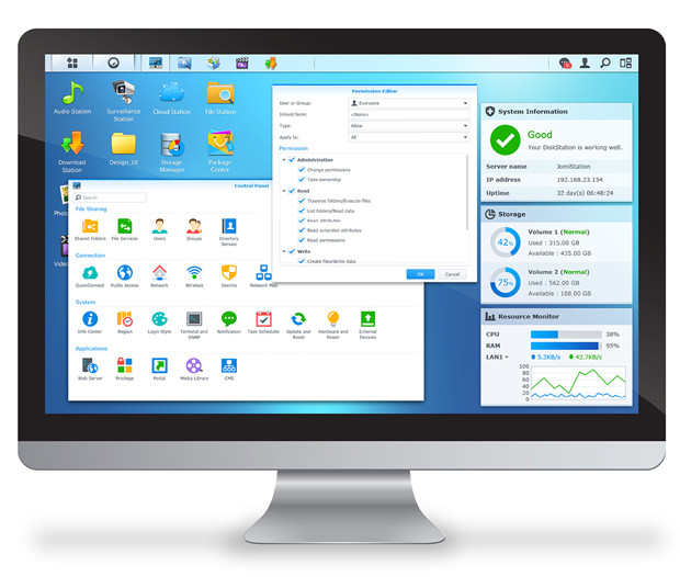 Synology_DiskStation_Manager_5_0_beta