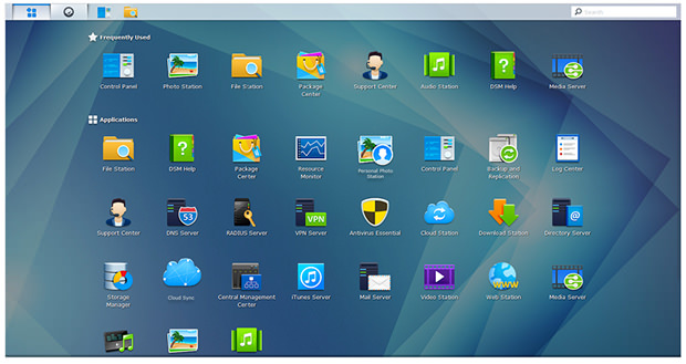 Synology_DiskStation_Manager_5_0_beta_applications