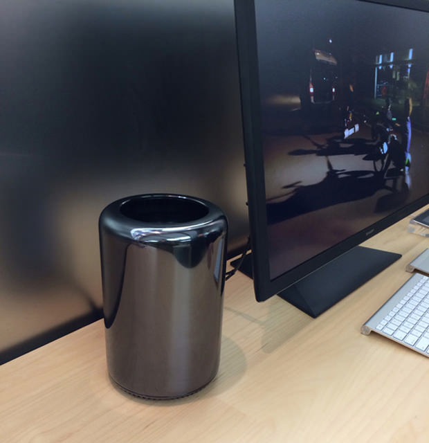 Il n'existe aucun équivalent PC au Mac Pro