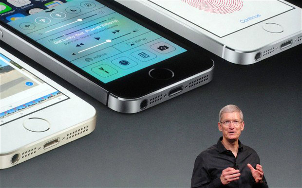 iPhone 5S : un carton en Chine pour Apple ?