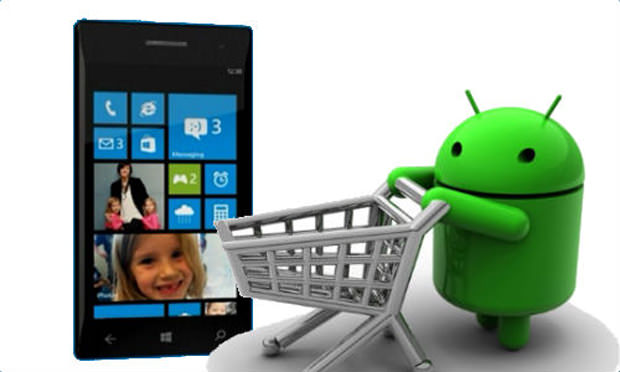 Les applications Android bientôt compatibles avec Windows 8 et Windows Phone ?
