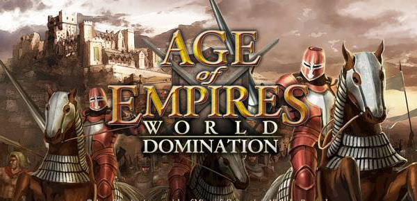 Age of Empire arrive sur mobile sous le nom de World Domination