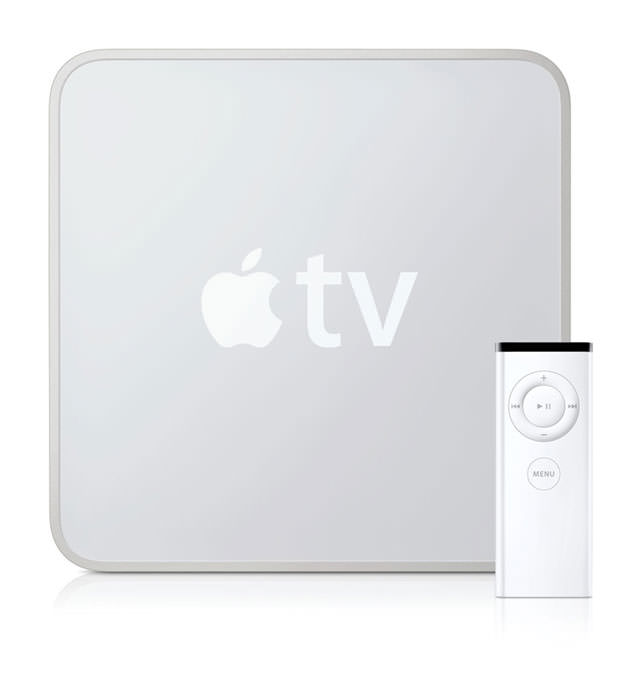 L'Apple TV original ne se connecte plus à iTunes