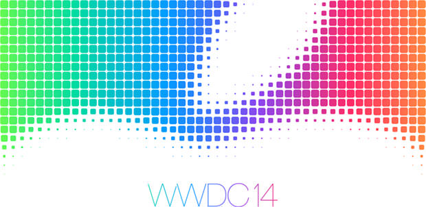 Le logo officiel de la WWDC 2014 © Apple
