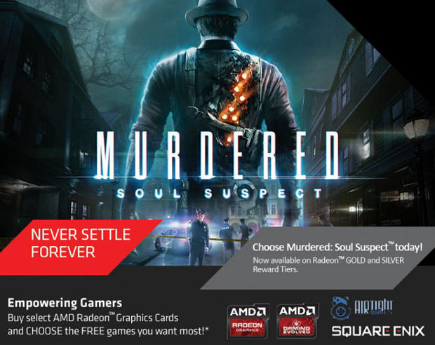 AMD met à jour son Never Settle Forever