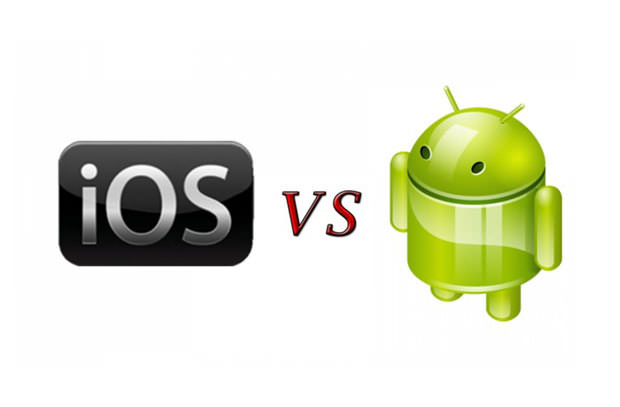 Plantage d'applications : Android 4.x plus stable qu'iOS 7.1