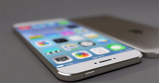 Concept de l'iPhone 6 © Tech Radar