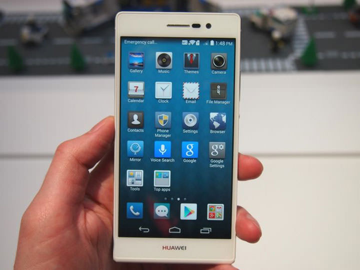 Huawei Ascend P7 : Samsung, Sony et Apple menacés ?