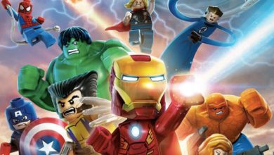 Le jeu LEGO Marvel Super Heroes disponible sur OS X
