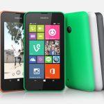 Nokia Lumia 530 : un Windows Phone 8.1 pour moins de 100 euros