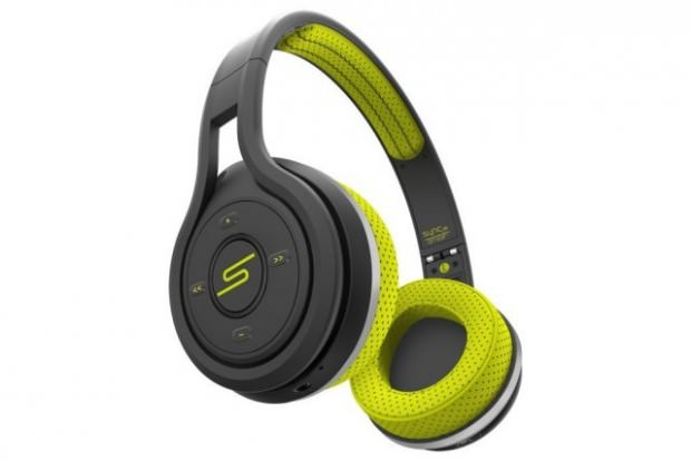 SYNC by 50 On-Ear Wireless Sport Headphone fait la promesse d'un confort, d'une qualité audio et d'une résistance maximum.