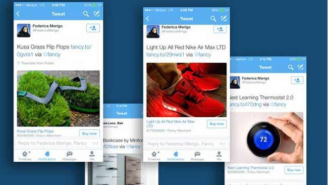 « Buy Now » : Twitter teste un bouton d'achat immédiat