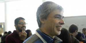 Le cofondateur de Google, Larry Page, le 25 juin à San Francisco.