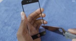 iPhone 6 : l'extrême résistance de la vitre en saphir démontrée en vidéo