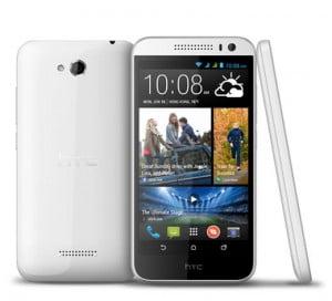 HTC Desire 616 : un modèle milieu de gamme pour l'Asie