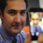 Kevin Systrom, co-fondateur et CEO d'Instagram