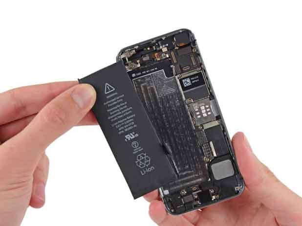 L'iPhone 6 aura une batterie un peu plus puissante